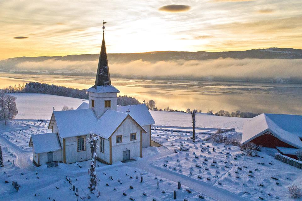 Hov Kirke I Sondre Land